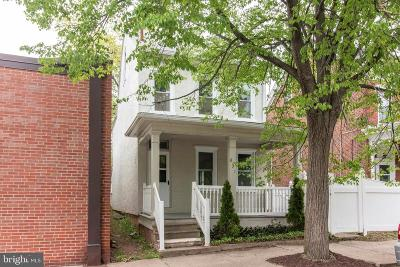Montgomery County Single Family Home For Sale: 837 South Street