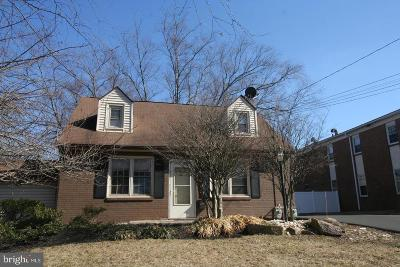 Willow Grove Multi Family Home For Sale: 1017 N York Road #O