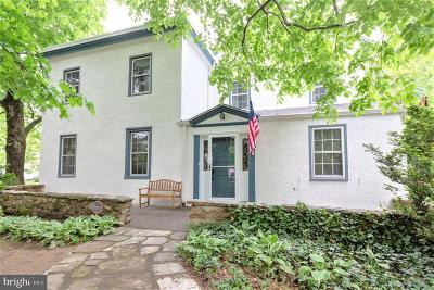 Ambler Single Family Home For Sale: 1851 Dillon Road