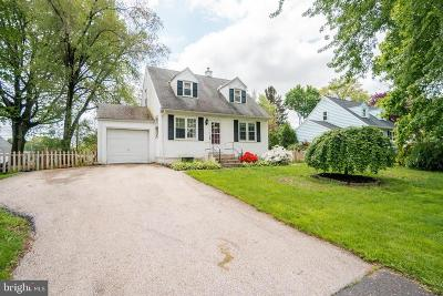 Royersford Single Family Home For Sale: 828 Chapel Road