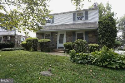 Havertown Single Family Home For Sale: 844 Beechwood Drive