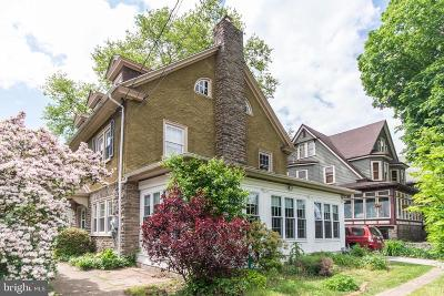 Elkins Park Single Family Home For Sale: 7944 Montgomery Avenue