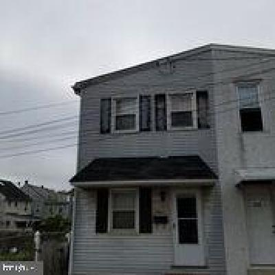 Pottstown Single Family Home For Sale: 341 Johnson Street