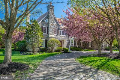 Villanova Single Family Home For Sale: 601 Meadows Edge Lane