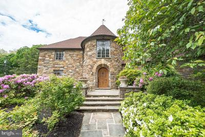 Narberth Single Family Home For Sale: 519 Penn Valley Road
