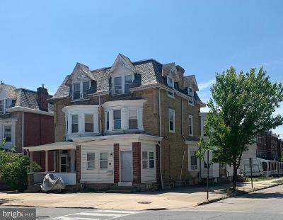 Norristown Multi Family Home For Sale: 932 W Marshall Street