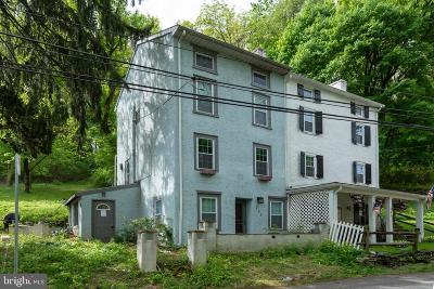 Conshohocken Single Family Home For Sale: 263 Balligomingo Road