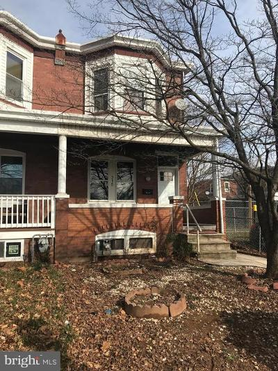 Norristown Single Family Home For Sale: 315 Harding Boulevard