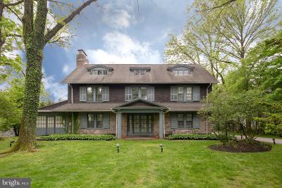 Haverford Single Family Home For Sale: 528 W Montgomery Avenue