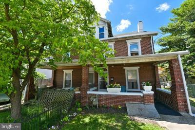 Conshohocken Single Family Home For Sale: 462 New Elm Street
