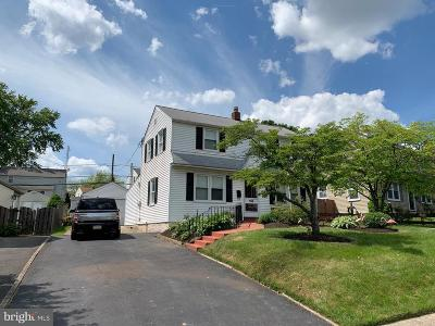 Willow Grove Single Family Home For Sale: 408 Silver Avenue