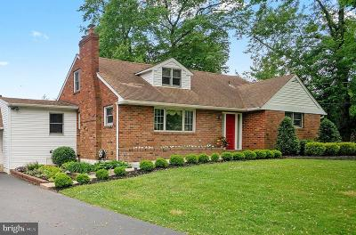 Horsham Single Family Home For Sale: 641 Norristown Road
