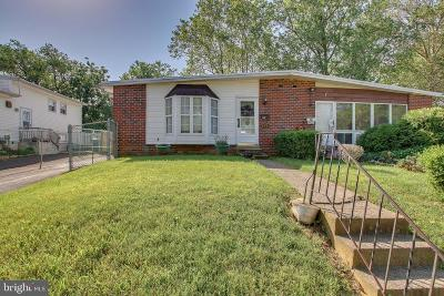 Abington Single Family Home For Sale: 1431 Lindbergh Avenue