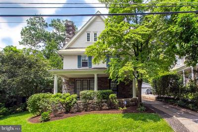 Merion Station Single Family Home For Sale: 353 N Bowman Avenue