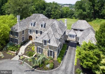 Villanova Single Family Home For Sale: 1300 Valley Road