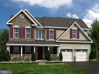 Montgomery County Single Family Home For Sale: Darlington Kulp Road