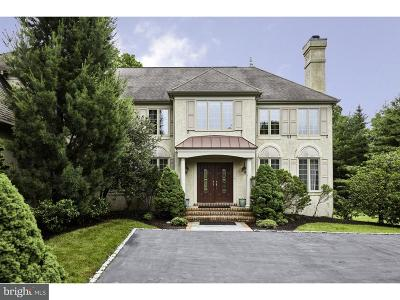 Villanova Single Family Home For Sale: 511 Northwick Lane
