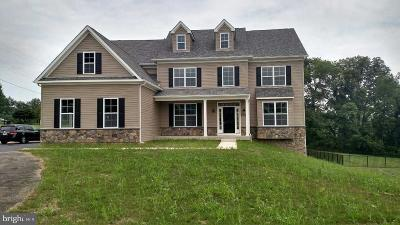 Montgomery County Single Family Home For Sale: 2119 Berks Road