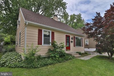 Abington Single Family Home For Sale: 1349 Rothley Avenue