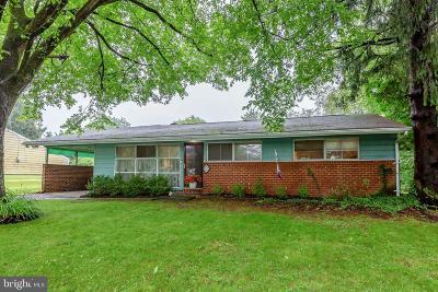 Norristown Single Family Home For Sale: 2536 Hillside Lane