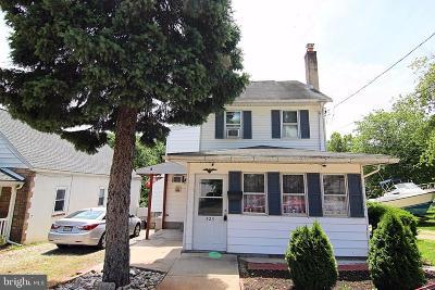 Conshohocken Single Family Home For Sale: 523 Apple St.