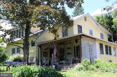 Narberth Single Family Home For Sale: 1 Cleveland Avenue