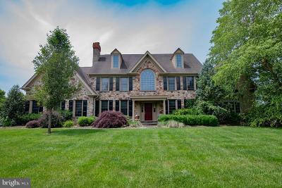 Collegeville Single Family Home For Sale: 3150 Doe Brook Rd