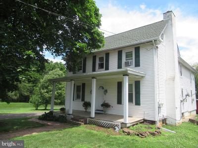 Montgomery County Single Family Home For Sale: 1671 West Point Pike