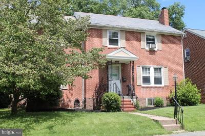 Montgomery County Single Family Home For Sale: 55 Cedar Street