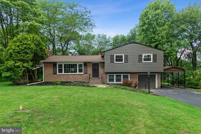 Montgomery County Single Family Home For Sale: 2247 Bruce Drive