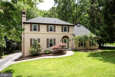 Conshohocken Single Family Home For Sale: 465 Garrison Way