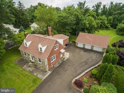 Ambler Single Family Home For Sale: 1734 Norristown Road