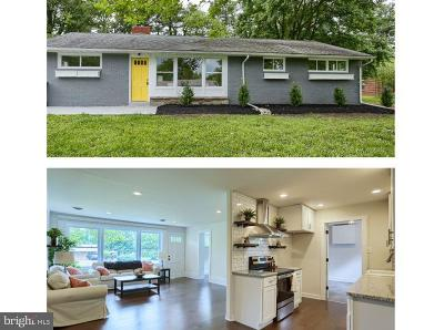 North Wales Single Family Home For Sale: 1428 Marlyns Lane