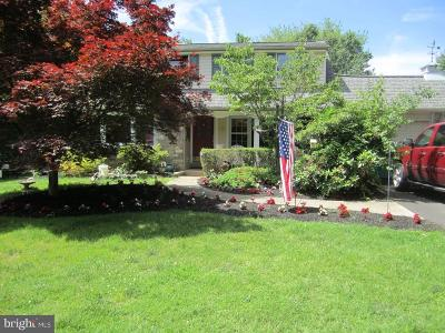 North Wales Single Family Home For Sale: 1712 Winding Drive