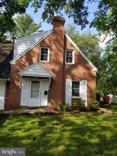 Norristown Single Family Home For Sale: 411 W Freedley Street
