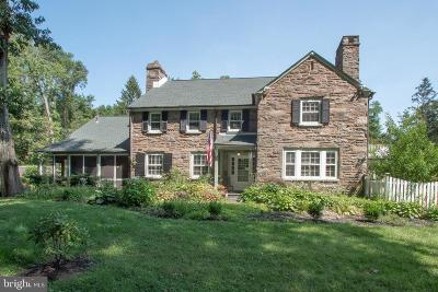 Montgomery County Single Family Home For Sale: 1270 Valley Road