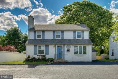 Hatboro Single Family Home For Sale: 419 N York Road