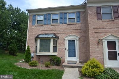 Collegeville Townhouse For Sale: 401 Franklin Court