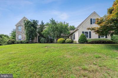 Collegeville Single Family Home For Sale: 1852 Morgan Lane