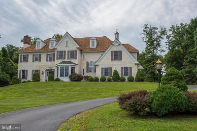 Villanova Single Family Home For Sale: 1909 Firethorn Lane