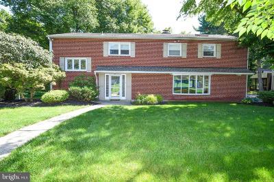 Huntingdon Valley Single Family Home For Sale: 449 Wingate Road