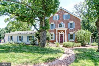 Hatfield Single Family Home For Sale: 1067 Peaceful Lane