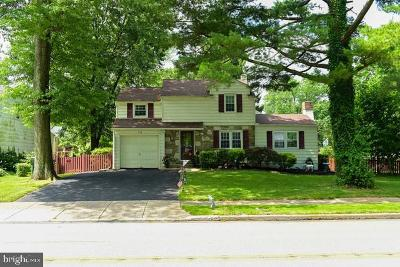 Abington Single Family Home For Sale: 1948 Moreland Road