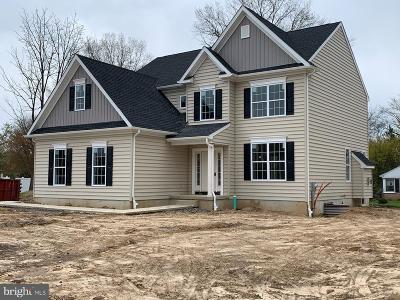 Hatfield Single Family Home For Sale: Lot 1 Lauren Lane