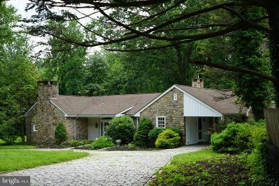 Huntingdon Valley Single Family Home For Sale: 2141 Paper Mill Road