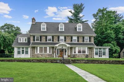 Elkins Park Single Family Home For Sale: 709 Spring Avenue