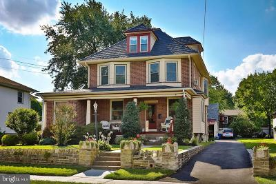 Montgomery County Single Family Home For Sale: 356 Cliveden Avenue
