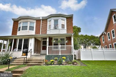 Montgomery County Single Family Home For Sale: 234 E 10th Avenue