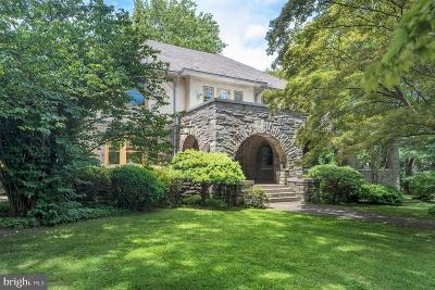 Merion Station Single Family Home For Sale: 649 S Highland Avenue
