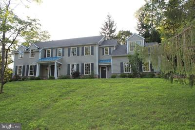 Jenkintown Single Family Home For Sale: 1140 Rydal Road